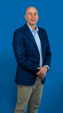James Benning joins Knutson Construction as President. (Photo: Knutson Construction)