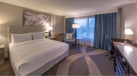 Hilton Madison Monona Terrace to renovate all rooms and suites (Photo: Business Wire)