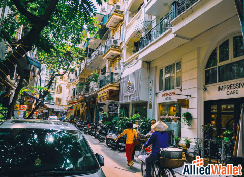 Allied Wallet is now compatible with several new online payment solutions in Vietnam. (Photo: Busine ...