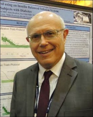 David C. Klonoff, M.D. (Photo: Business Wire)