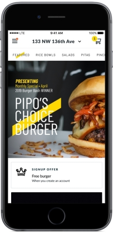 PINCHO app (Photo: Business Wire)