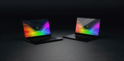 New Razer Blade 15 Advanced line with 240Hz FullHD and 4K OLED options  (Photo: Business Wire)