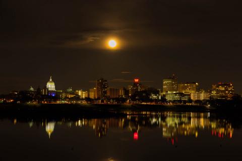 City of Harrisburg (Credit: Max Pixel)