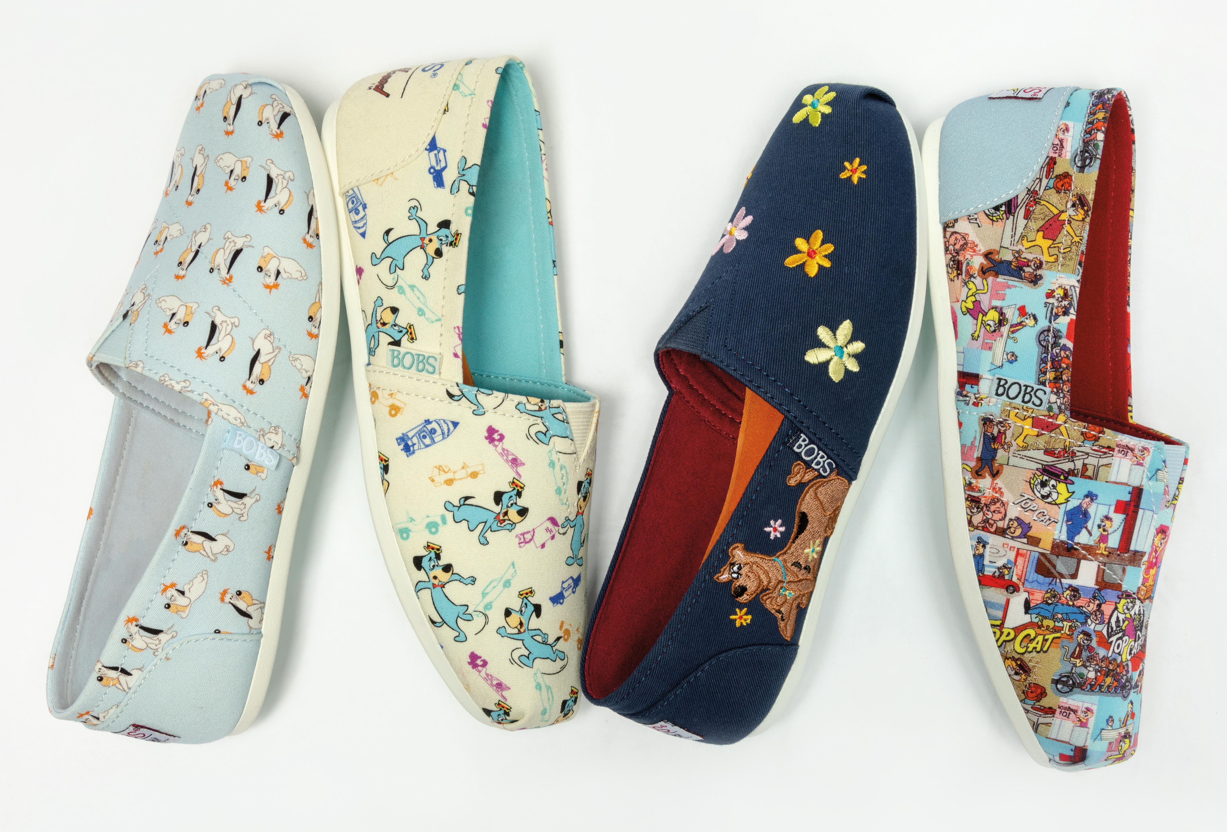 Skechers to Launch Charitable BOBS Collection Featuring