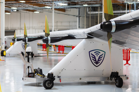AeroVironment Designed, Developed and Assembled the HAWK30 in 24 Months (Photo: Business Wire)
