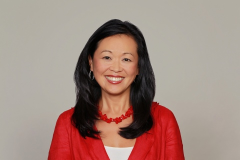 Lisa Chang is senior vice president and chief people officer of The Coca-Cola Company. (Photo: Business Wire)