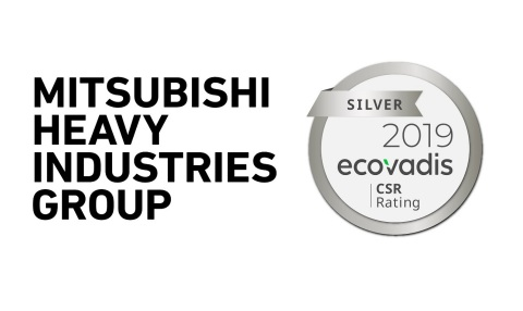 EcoVadis 2019 CSR Rating Silver Medal (Graphic: Business Wire)