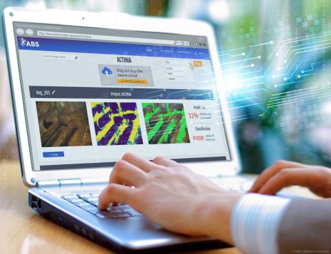 ABS、グーグル・クラウド、SoftServeが提携し、AIによる腐食検出の実現可能性を実証(写真:ビジネスワイヤ)