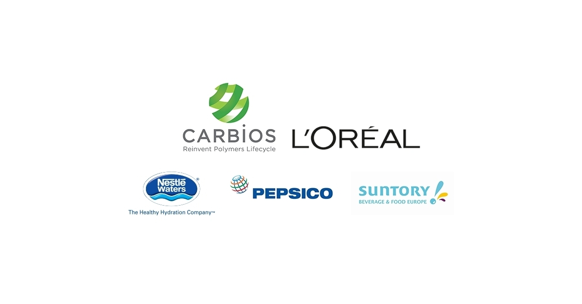 Nestlé Waters, PepsiCo and Suntory Beverage & Food Europe Join