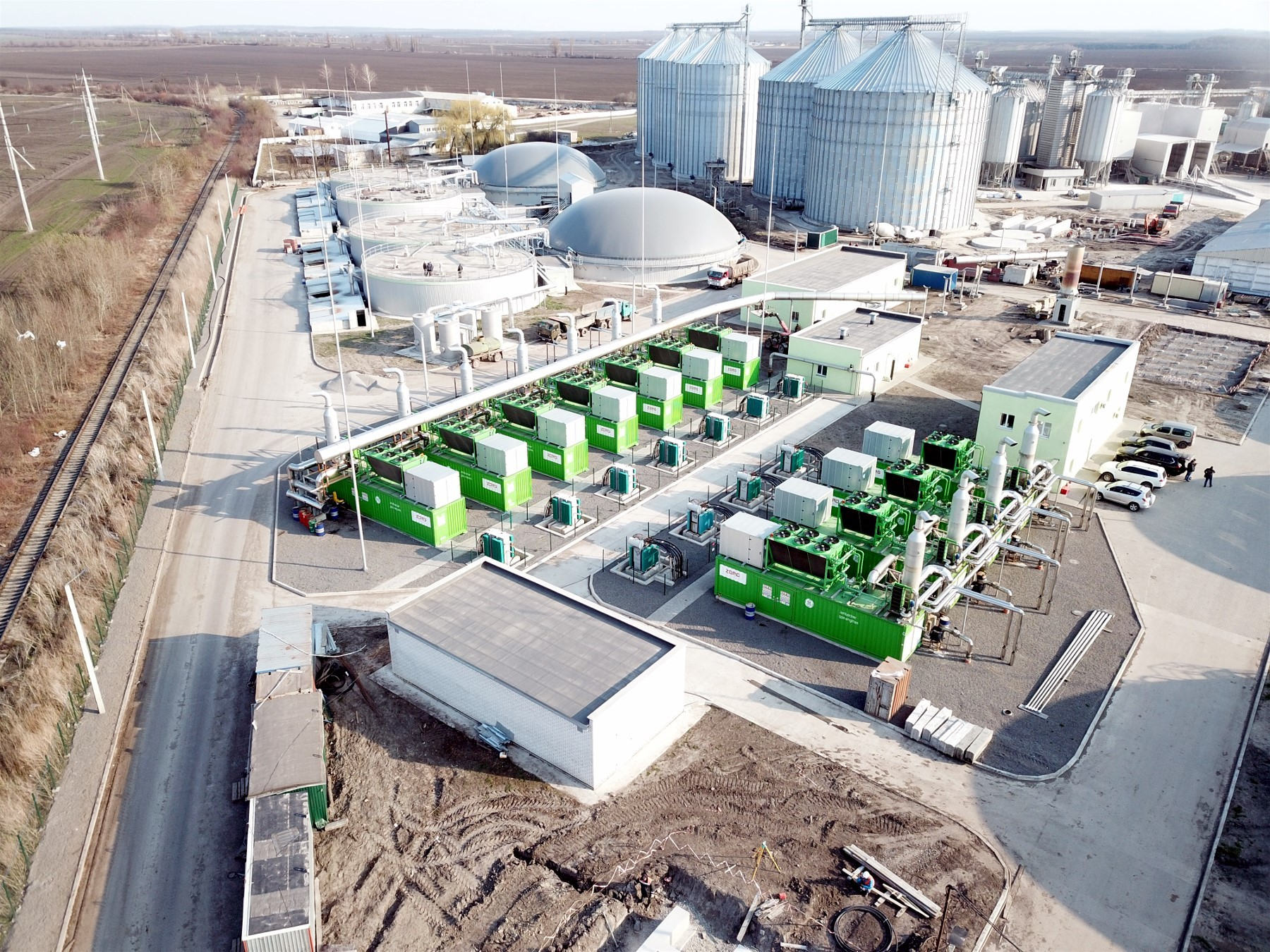 INNIO Supports Ukraine's Plan to Increase Renewable Energy