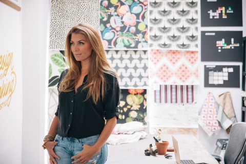 Genevieve Gorder is partnering with Terminix for Lyme Disease Awareness Month. (Photo: Business Wire)