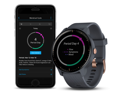 Garmin introduces Menstrual Cycle Tracking (Photo: Business Wire)