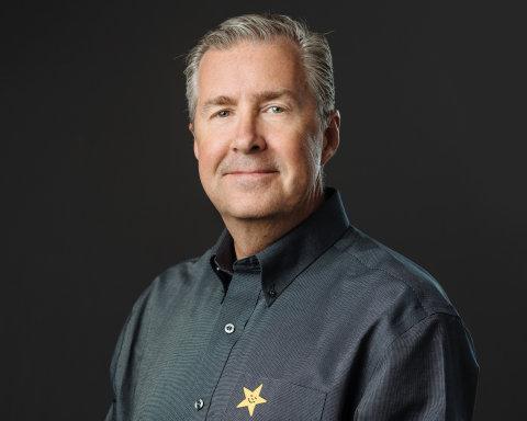 Mike Woida, President of International, CKE Restaurants Holdings, Inc. (Photo: Business Wire)