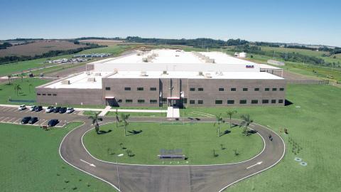 DAF Brasil Factory in Ponta Grossa, Brasil (Photo: Business Wire)