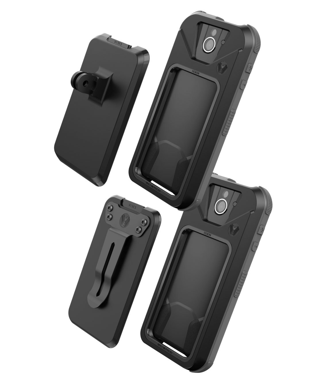Kyocera Teams with VIBES Modular for Interchangeable, Cost