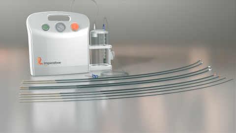 ZOOM™ Aspiration System (Photo: Business Wire)
