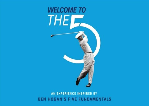 """A state-of-the-art fan engagement zone, """"The 5: Schwab Performance Center,"""" will focus on the five modern fundamentals of both golf and investing, paying homage to tournament legend Ben Hogan's ground-breaking approach to the game and Schwab's modern approach to investing and retirement. (Photo: Business Wire)"""