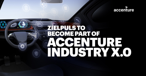 Technology consultancy Zielpuls will bolster the capabilities of Accenture Industry X.0 in the desig ...