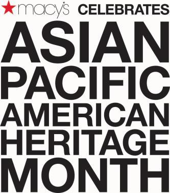 Macy's celebrates Asian Pacific American Heritage Month with special guests and a focus on the art o ...