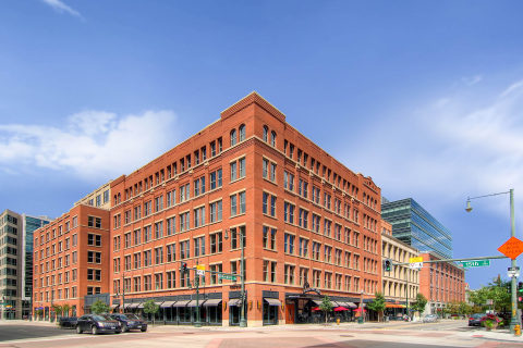 1515 Wynkoop, Denver, Colorado (Photo: Business Wire)