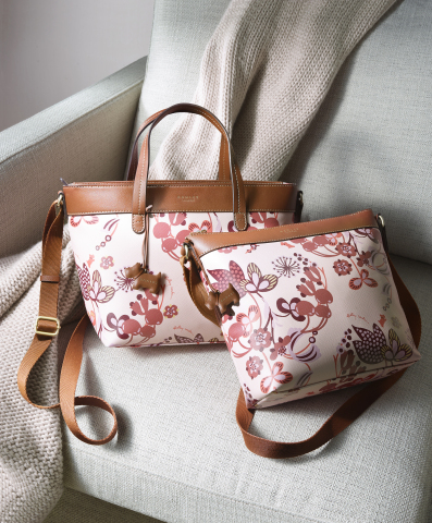 Make this Mother's Day extra special with thoughtful gifts across fashion, home and beauty from Macy's. Radley London Heritage Flower Multiway Crossbody and Tote, $88.00-$118.00 (Photo: Business Wire)