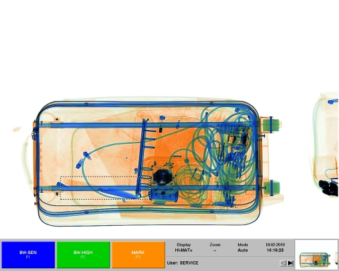 iCMORE Weapon Detection (Photo: Business Wire)