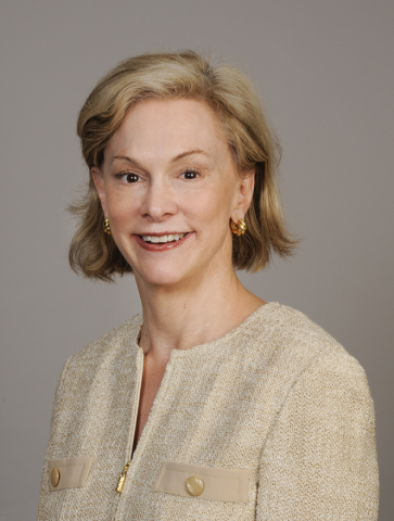 Linda S. Huber (Photo: Business Wire)