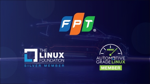 FPT joins Automotive Grade Linux at the Linux Foundation to support shared technology development for in-car technology (Photo: Business Wire)