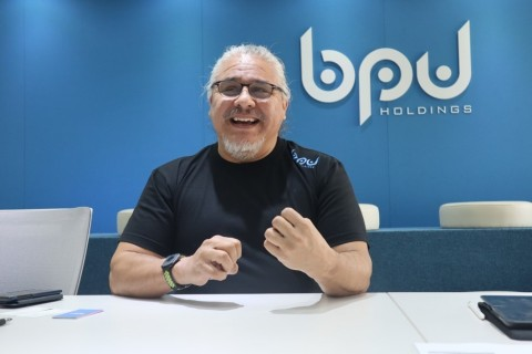 Carlos Art Nevarez, CTO for BPU Holdings (Photo: Business Wire)
