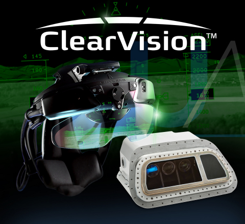 AerSale Partnering with Universal Avionics to Develop STC for ClearVision Enhanced Flight Vision System on Airbus 320 Aircraft. (Photo: Business Wire)
