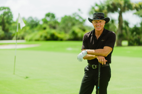 Greg Norman (Photo: Business Wire)