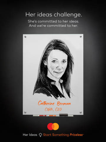 Mastercard announces launch of a national advertising campaign that puts the spotlight on women busi ...