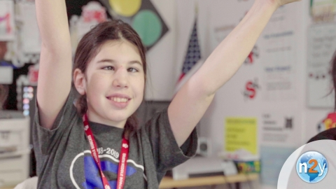 n2y classroom solutions are improving the lives of students with complex learning needs and the educators who serve them. (Photo: Business Wire)