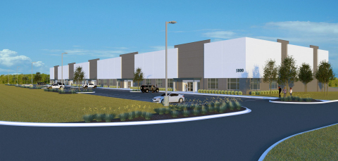 Rendering of the new building at VentureCrossings in Panama City, Florida (Photo: Business Wire)