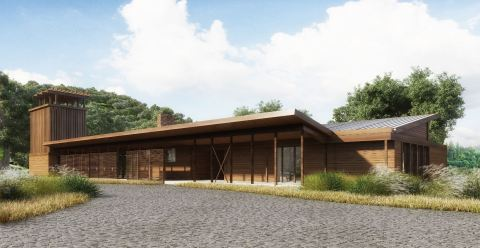 New Net Zero Home rendering (Photo: Business Wire)