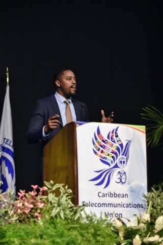 Jenson Sylvester, Flow Barbados' Country Manager and Head of C&W Business, Southern Caribbean (Photo: Business Wire)