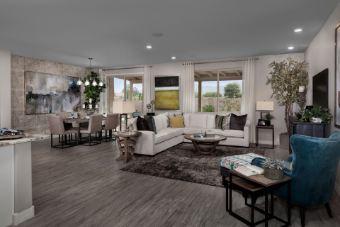 KB Home announces the grand opening of Estrella Estates in Tucson. (Photo: Business Wire)