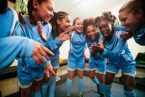 "Visa (NYSE: V) today unveiled its global marketing campaign for the FIFA Women's World Cup France 2019™, ""One Moment Can Change the Game."" (Photo: Business Wire)"