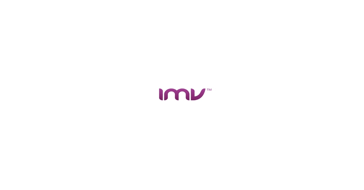 IMV to Provide Updated Data From Phase 2 Study Evaluating