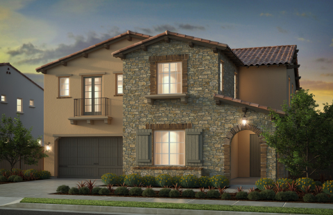 KB Home announces the grand opening of Genoa at Orchard Hills in Irvine. (Photo: Business Wire)