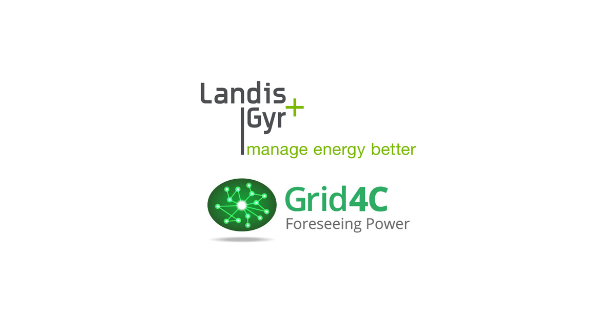 grid4c partners with landis gyr to embed ai