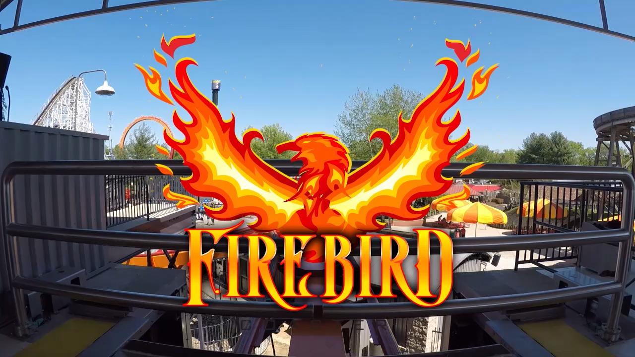 FIREBIRD new coaster experience takes flight May 17