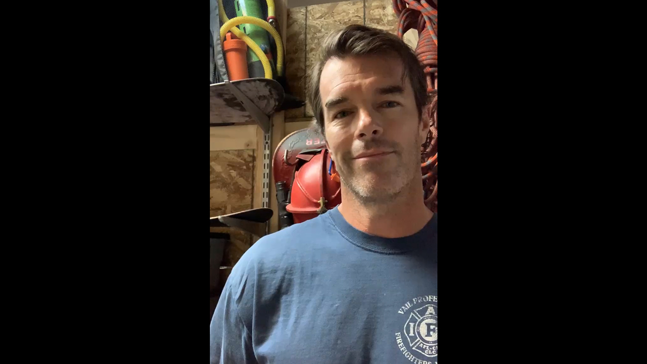 """Ryan Sutter, Trista's choice on the first season of """"The Bachelorette,"""" father and fire service professional for more than 17 years, partnered with BIC Lighters to raise awareness on lighter safety. He offers these tips."""