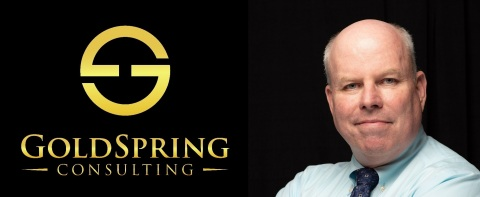 Kevin Coffey joins GoldSpring Consulting as senior consultant to lead the new Risk Management service line. A highly decorated police officer and detective (LAPD retired), Coffey is an author, teacher, and duty of care and risk management professional. He is a resource and consultant on traveler safety and risk reduction for the hospitality, tourism and meeting industries. (Photo: Business Wire)