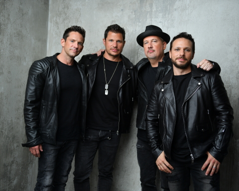 98 Degrees will perform in The Event Center at SugarHouse Casino on Saturday, July 27, at 8 p.m. (Photo: Business Wire)
