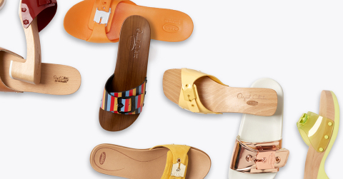 Dr. Scholl's Shoes - Forever Original Collection (Photo: Business Wire)
