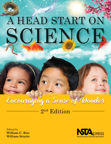 A Head Start on Science, Second Edition: Encouraging a Sense of Wonder book cover (Graphic: Business Wire)
