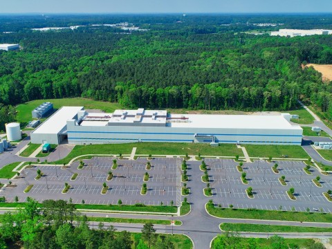 The North Fab: Five-year investment leverages an existing building and refurbished 200mm equipment to build state-of-the-art automotive-qualified production facility (Photo: Business Wire)
