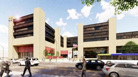 Redleaf Center for Family Healing exterior (Photo: Business Wire)