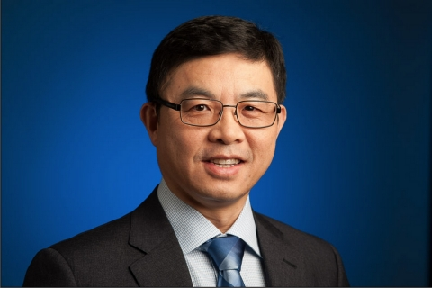 Geng Lin, Chief Technology Officer, F5 Networks (Photo: Business Wire)